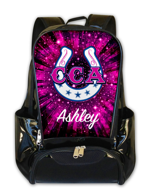 Cowgirl Chaos Athletics - Personalized Backpack