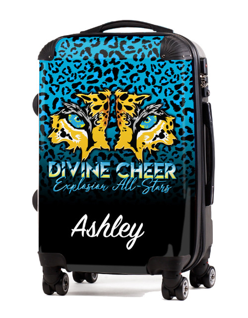 """Divine Cheer Explosion All-Stars - 20"""" Carry-On Luggage"""