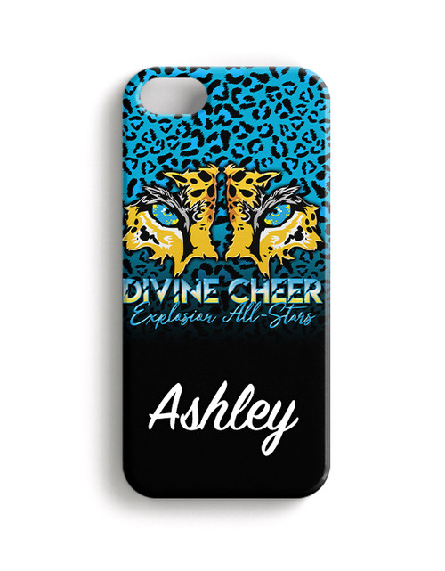 Divine Cheer Explosion All-Stars - Phone Snap on Case