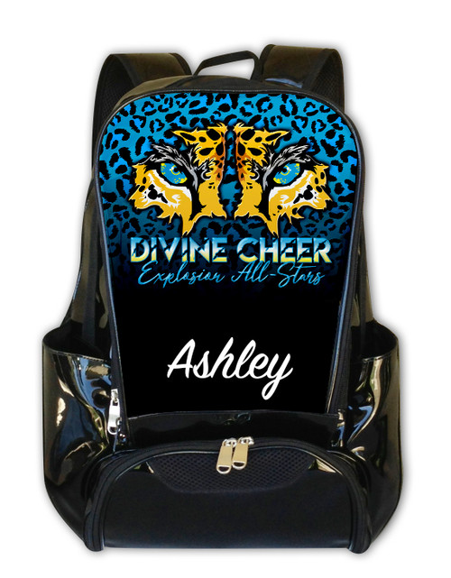 Divine Cheer Explosion All-Stars - Personalized Backpack