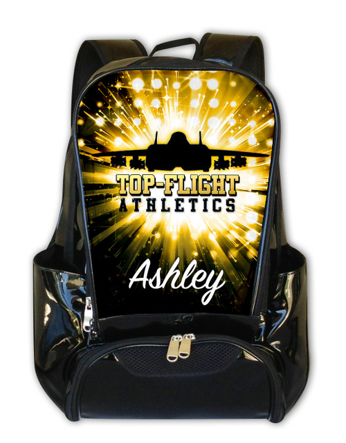 Top-Flight Athletics - Personalized Backpack
