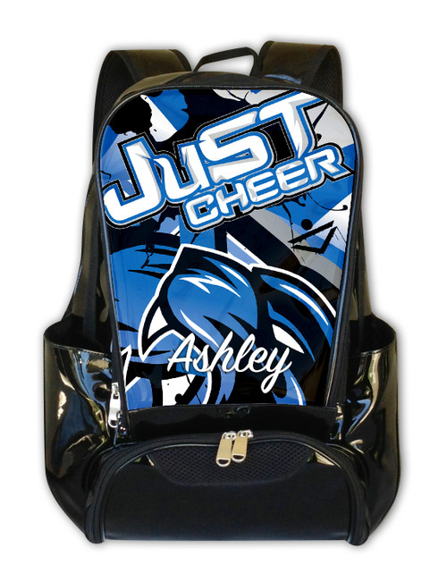 Just Cheer - Personalized Backpack