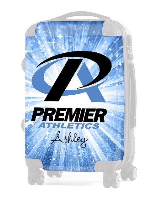 """Premier Athletics Version 3 - Replacement Graphic Insert - 20"""" Carry-on Luggage"""