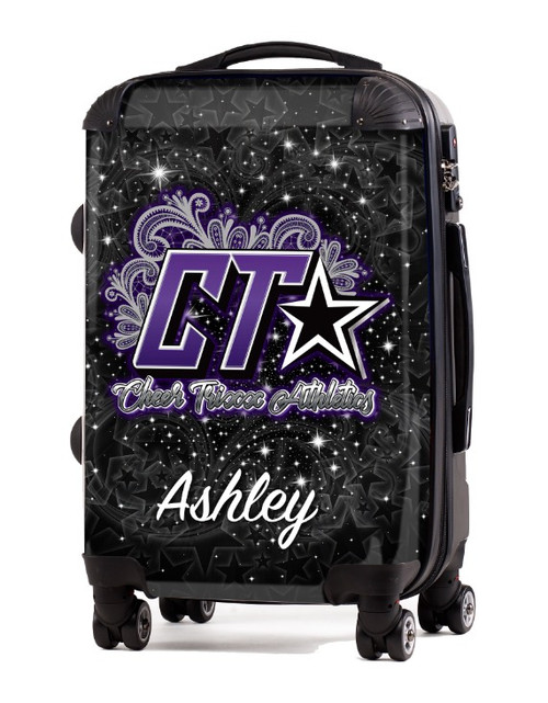 "Cheer Trixx Athletics - 20"" Carry-On Luggage"