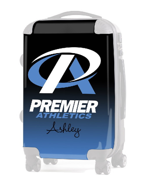 """Premier Athletics Version 1- Replacement Graphic Insert -24"""" Check-in Luggage"""