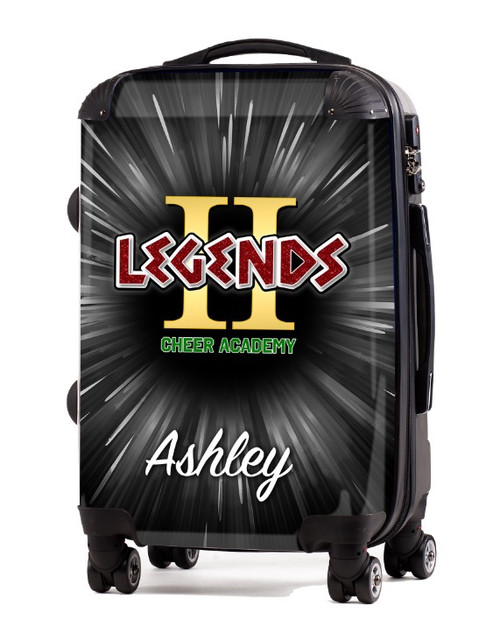 """Cheer Legends Academy - 20"""" Carry-On Luggage"""