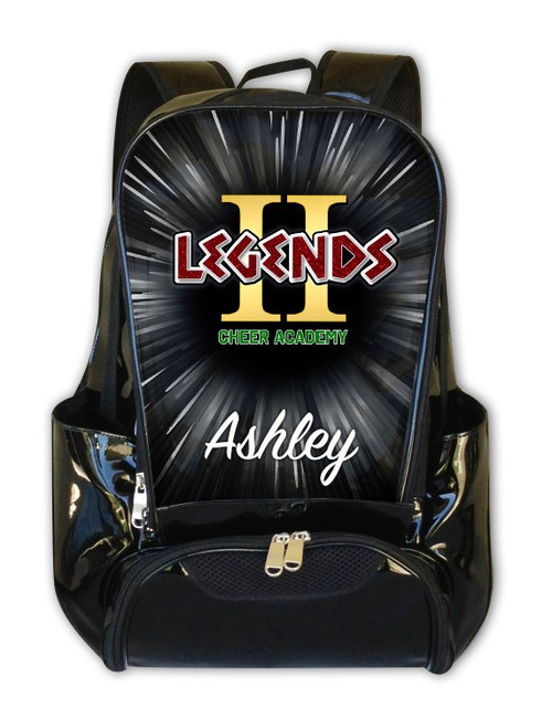 Cheer Legends Academy - Personalized Backpack
