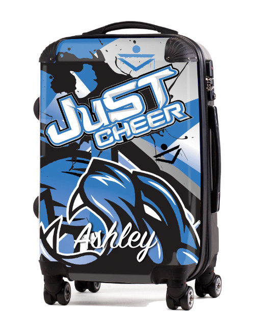 """Just Cheer 20"""" Carry-On Luggage"""
