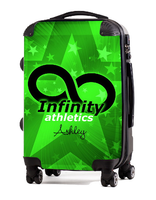 "Cheer Infinity 20"" Carry-On Luggage"
