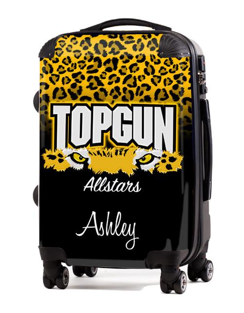 Top Gun Allstars Custom Luggage