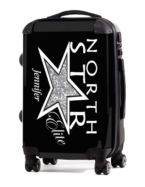 "North Star Elite 20"" Carry-On Luggage"