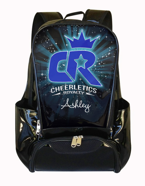 Cheerletics Royalty Personalized Backpack