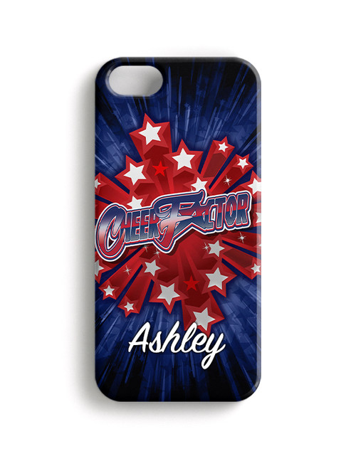 Cheer Factor-Phone Snap on Case
