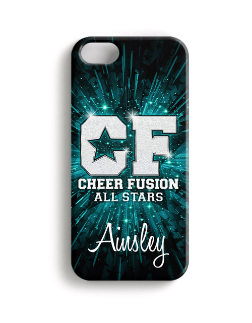 Cheer Fusion-Phone Snap on Case