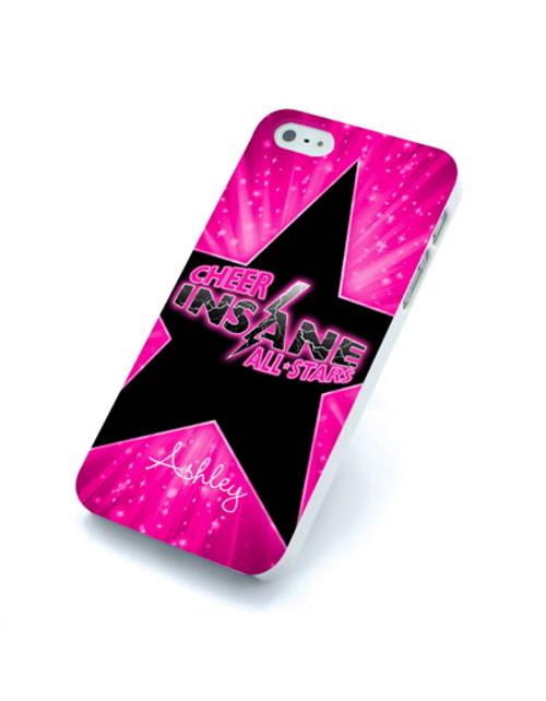 Cheer Insane-Phone Snap on Case