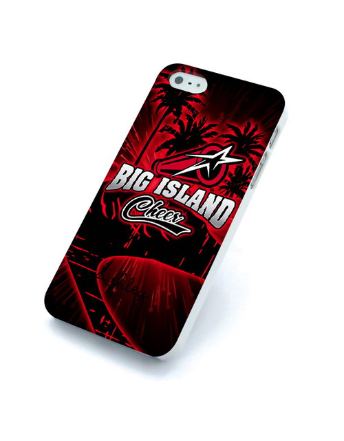 Big Island Cheer-Phone Snap on Case