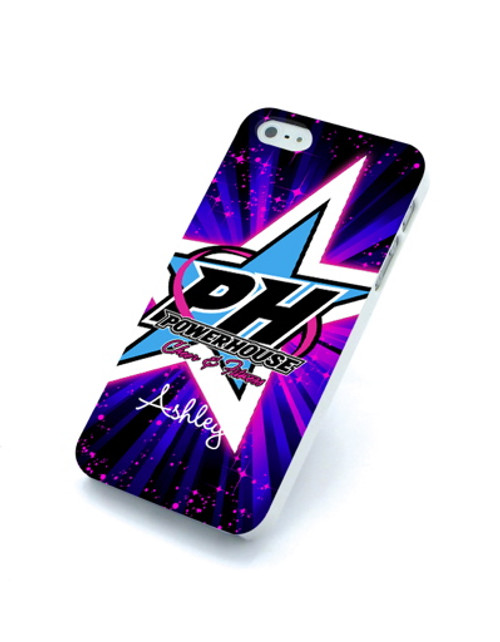 Powerhouse Cheer and Fitness-Phone Snap on Case
