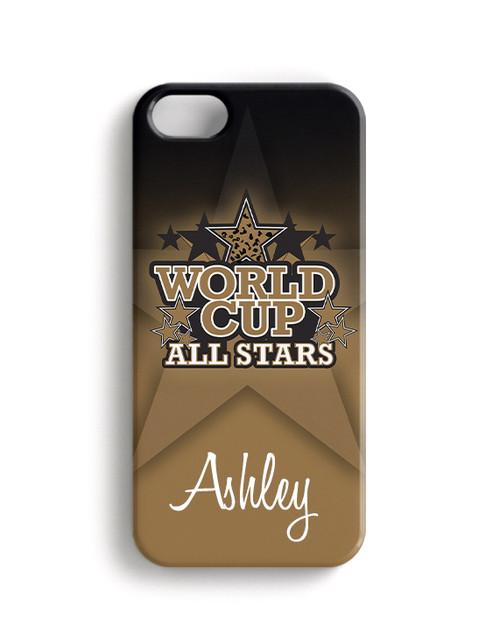 World Cup Allstars-Phone Snap on Case