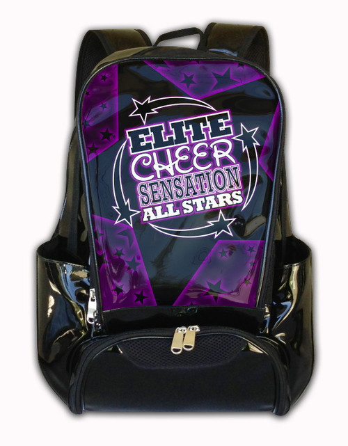 Elite Cheer Sensation All Stars Personalized Backpack