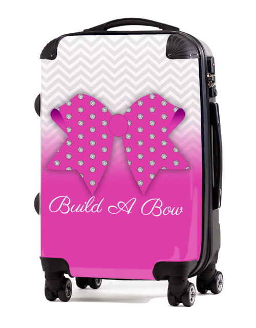 """Build A Bow 20"""" Carry-On Luggage"""