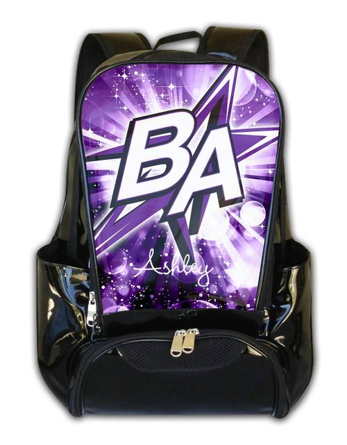 Bullitt Athletics Personalized Backpack