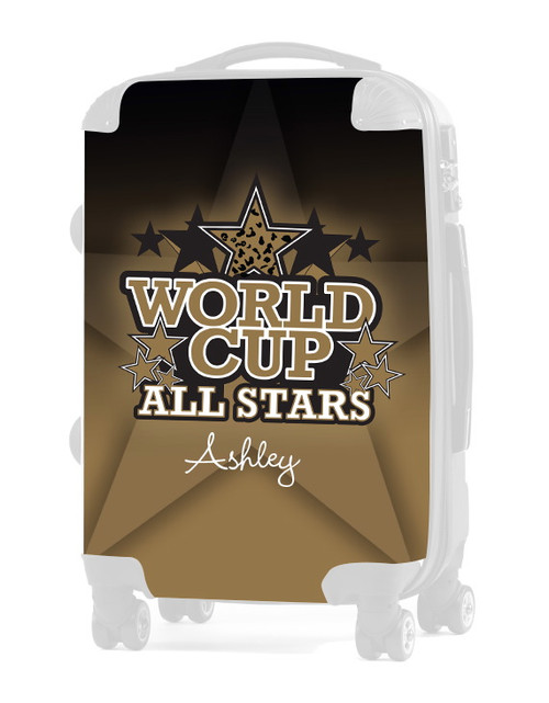 """World Cup All Stars 20"""" Carry-on Luggage Insert"""