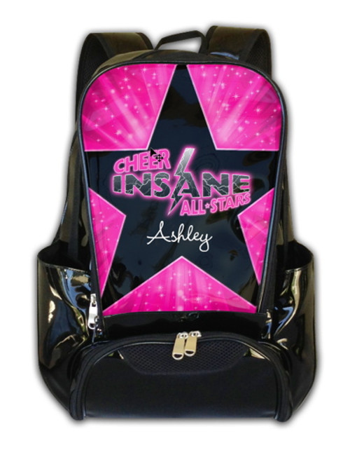 Cheer Insane All-Stars Personalized Backpack