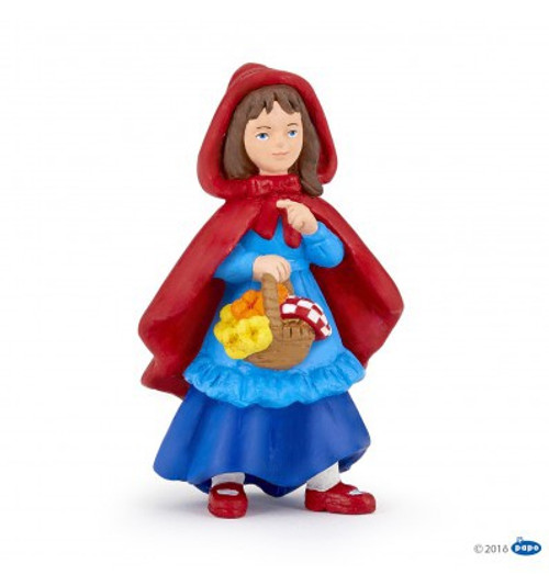 Little Girl With Riding Hood
