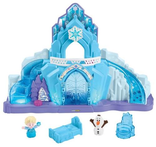 Little People ELSA'S ICE PALACE