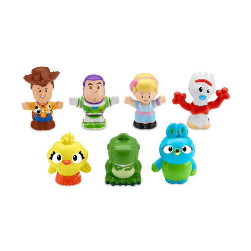 Little People Toy Story 4 FIGURE 7 PACK