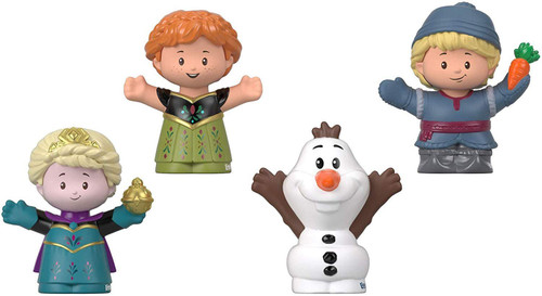 Little People FROZEN 4PK FIGS