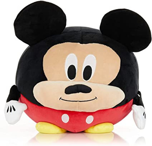 "DISNEY 4.5"" Mickey Mouse Cuddle Pal"