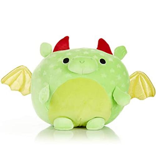 Cuddle Pal - Round Huggable Kiwi the Dragon