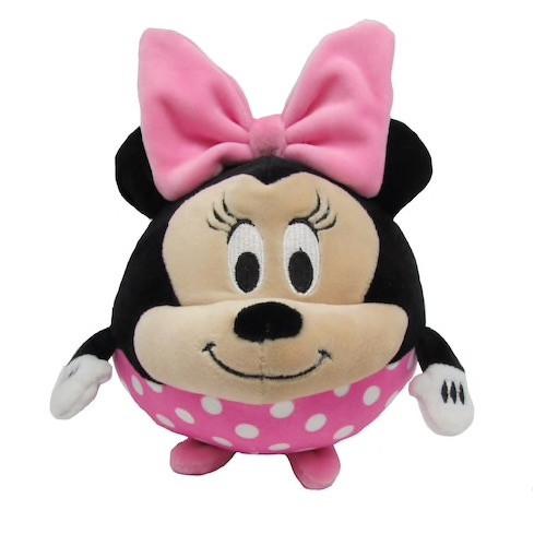 "DISNEY 4.5"" Minnie Mouse Cuddle Pal"