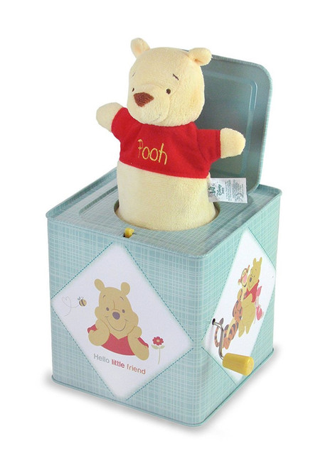 WINNIE THE POOH Jack in the Box