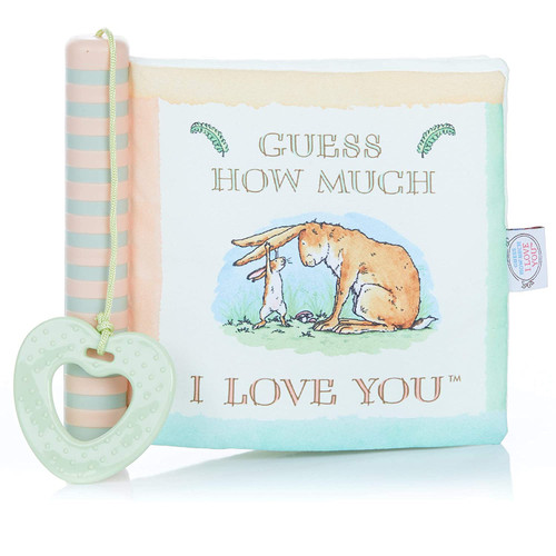 Guess How Much I Love You - Soft Book