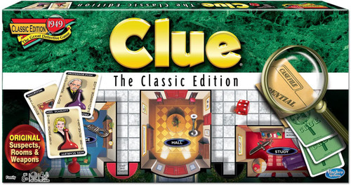 Clue® The Classic Edition
