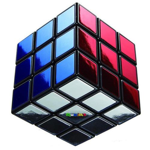 Rubik's® 40th Anniversary Metallic