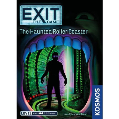 Exit The Game, The Haunted Roller Coaster