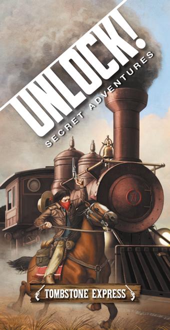 Tombstone Express, Unlock! Secret Adventures