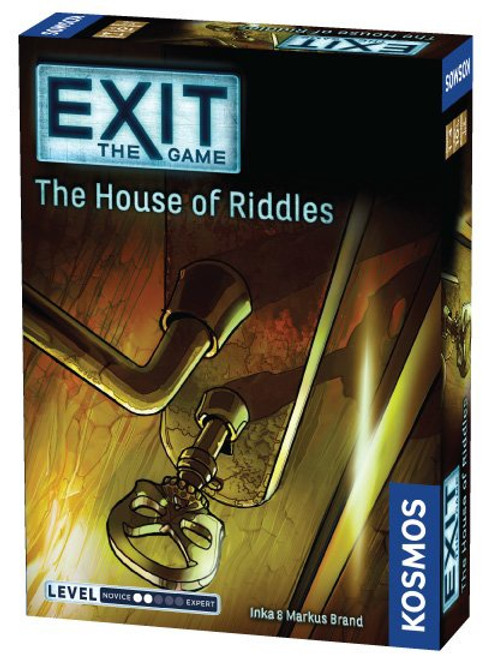 Exit The Game, The House of Riddles