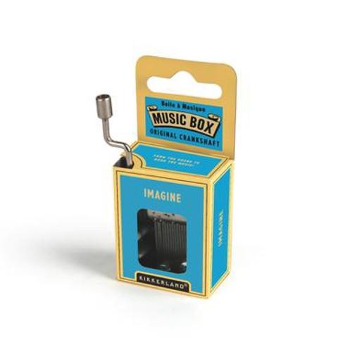 Imagine Music Box