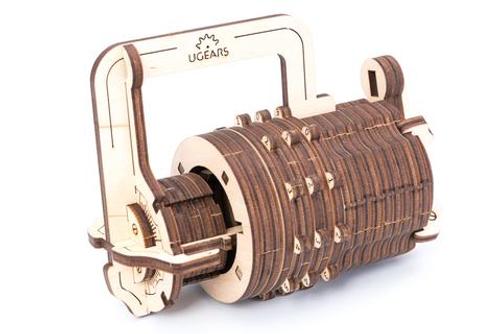 Combination Lock -Model