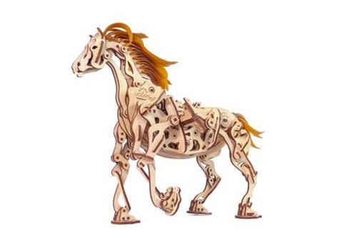 Horse Mechanoid Model