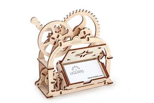 Mechanical Box - Model