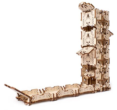 Modular Dice Tower Model