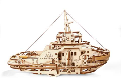 Tugboat - Model