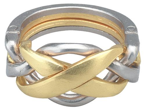 Hanayama Ring - Level 4