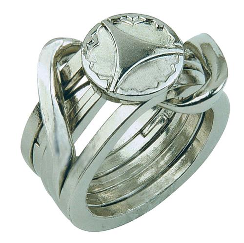 Hanayama Ring II - Level 5