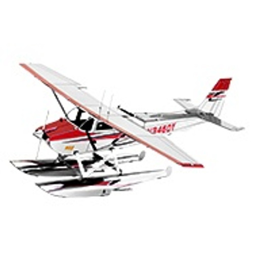 Cessna 182 Floatplane - COLOR